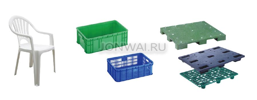 Изделия изготовленные с помощью литья пластмасс под давлением