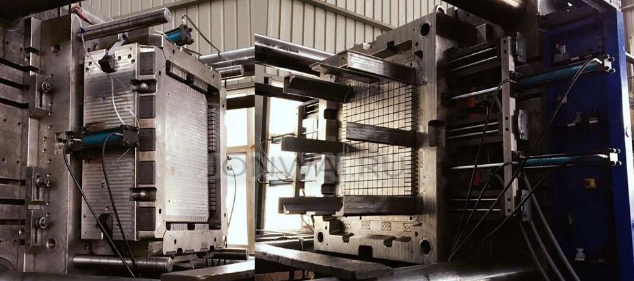Пресс-форма для литья пластмасс