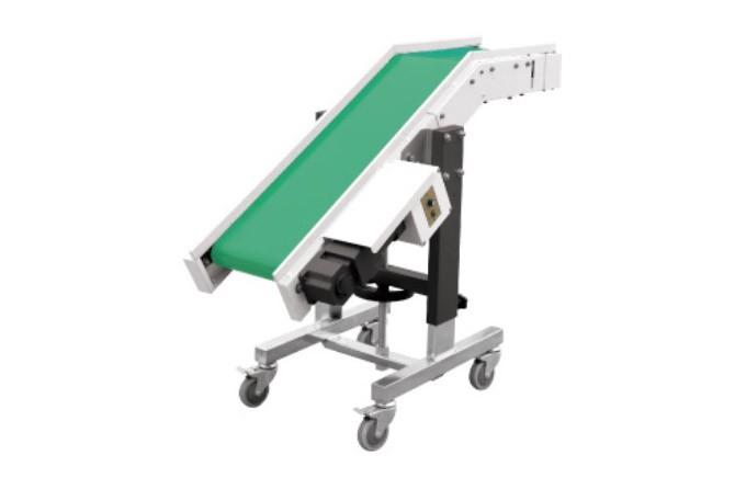 Медицинские транспортеры из чего состоит редуктор на ленточном конвейере